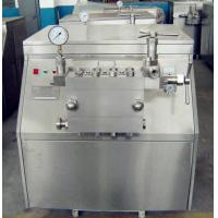 Buy cheap 3 In 1 Rotary Hot Beverage Beverage Filling Equipment Water Bottling Plant from wholesalers