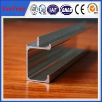 Buy cheap Modern aluminum G profile cabinet handles 3.6*19.2mm product