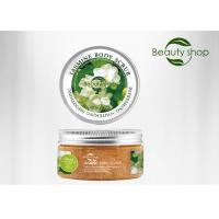 Buy cheap 220g Jasmine Organic Skin Care Body Scrub OEM For Personal Care from wholesalers