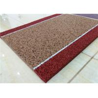 Buy cheap Heat Absorption EPDM Rubber Granules , Swimming Pools Wet Pour Rubber Granules product
