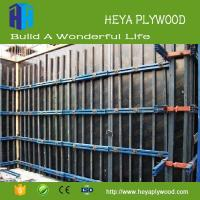 Buy cheap Construction project shuttering panel plywood 17mm price list from wholesalers