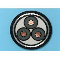 Buy cheap SANS 1339 XLPE Insulated 6mm 3 Core Swa Armoured Cable For Rated Voltages 3.8/6.6 KV To 19/33 KV from wholesalers