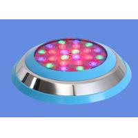 Buy cheap 72w Waterproof Wall Mounted Underwater Led Lights For SPA Light Fixture Color Changing from wholesalers