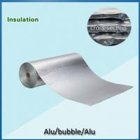 Buy cheap sliver  reflective heat insulation material sheet -3, 4, 6, 7, 8mm from wholesalers