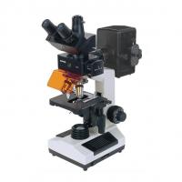 Buy cheap FLUORESCENT MICROSCOPE WITH CCD AND CAMERA from wholesalers