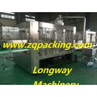 Buy cheap Long guarantee 5000ML Big bottle  drinking water washer filler capper line /equipment /mac from wholesalers