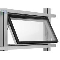 Buy cheap Residential Double Glazed Aluminium Awning Windows Wind Resistance Easy Install product