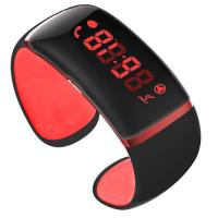 China Red OLED Screen Bluetooth Smart Watches Handsfree Call SMS Reminder on sale