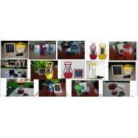 Buy cheap Professional Solar Camping Lamp ST03J for Area no electricity (With radio) from wholesalers