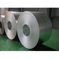 Buy cheap EN Hot Dip Galvanized Wear Resistant Stainless Steel Coil DX53D , Width 1000mm from wholesalers