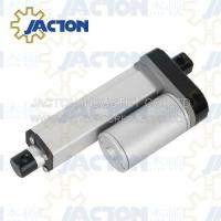 Buy cheap JMN12 Micro Linear Actuator 12V 24V Motor Electric Miniature Actuators from wholesalers