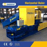 Buy cheap Hydraulic Horizontal Waste Paper Baler from wholesalers
