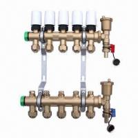 Buy cheap Manual and Temperature Control Manifold with 1-1/4 inches from wholesalers