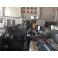 Buy cheap PE / PP / WPC Extrusion Line For Garden Chair Wood Plastic Composite Board from wholesalers