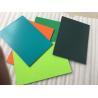 Buy cheap Black PVDF Aluminum Metal Composite Panel CladdingFor Building Exterior Decoration from wholesalers