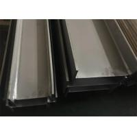 Buy cheap Hot Rolled Structural Rolled Steel Profiles , 304 316L Pickling Blasting Surface Stainless Steel Bar from wholesalers