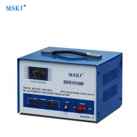 Buy cheap 2015 new type servo motor SVC-500VA voltage stabilizer from wholesalers