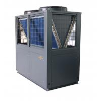 Buy cheap 42 KW Hot Water Air Source Heat Pump / Heating And Cooling Heat Exchanger product