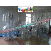 Buy cheap 1M, 1.2M, 1.5M PVC or TPU body zorb for now field, ground for Kids and Adults for funny from wholesalers