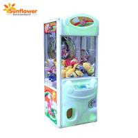 Buy cheap Mini Toy Vending Game Machine Children Coin Operated Crane Claw Games from wholesalers