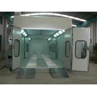 Buy cheap Cheap car paint room, auto spray painting booth oven,one year guarantee period from wholesalers