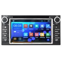 Buy cheap Toyota Car DVD Sat Nav Navigation Media System 8gb Card With GPS Map from wholesalers