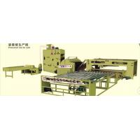 Buy cheap Fiber Cotton Wadding Production Line Auto Quilt Filling Line 1 Year Warranty from wholesalers