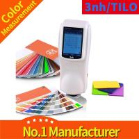 Buy cheap NS810 whiteness spectrophotometer equal to x-rite sp64 spectrophotometer from wholesalers