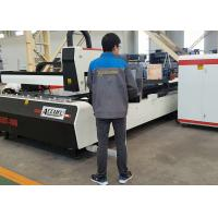 Buy cheap High Speed CNC Fiber Laser Tube Cutting Machine CAD / CAM Software Energy Efficiency from wholesalers