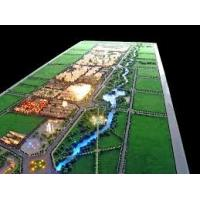 Buy cheap City Planning Layout Architectural Model Maker , Arcylic City Layout Model from wholesalers