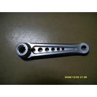 Buy cheap Chrome plating  Aluminum Alloy Mountain Bicycle Parts / Components CNC Milling Service from wholesalers