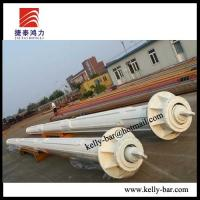 Buy cheap Kelly bar supplier bored pile drilling machine Bauer BG 25 28 36 drilling rig 368mm 394mm 470mm kelly bar from wholesalers