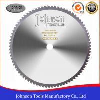 Buy cheap TCG Type Sharp Cutting Blade / Tct Saw Blade For Aluminum Johnson Tools from wholesalers