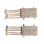 Buy cheap Wenzhou KML New Design Metal Women Shoe Accessories Decorative Tassel Shoe from wholesalers
