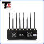 Buy cheap Powerful Car Gps Jammer For Wifi / CDMA / GSM 5 - 20 Meter Jamming Range from wholesalers