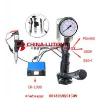 Buy cheap metal black cr-c common rail tester + s60h nozzle tester China Diesel Parts Supplier from wholesalers