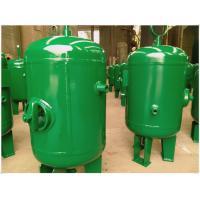 Buy cheap Sandblasting Compressed Nitrogen Storage Tank Vertical 0.8Mpa Low Pressure product