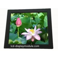 "Brightness 300cd / m2 SVGA TFT LCD Monitor 10.4"" 800 * 600 For Ticketing System"