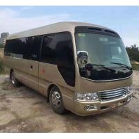 Buy cheap 20 Seats Used Toyota Coaster Bus With Air Conditioner product