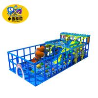 Buy cheap Large Childrens Indoor Play Equipment , Indoor / Outdoor Kids Soft Play Equipment from wholesalers