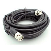Buy cheap 25' 75 Ohm BNC Male - BNC Male Cable - RG59 BNC Coax cable from wholesalers