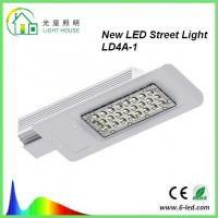 Buy cheap Waterproof 30W LED Street Light Lightning Protection Standard, CE RoHS 50 / 60 Hz product