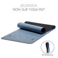 Buy cheap Slip Resistant Natural Rubber Yoga Mat For PILATE And Gymnastics OEM from wholesalers