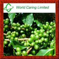 Buy cheap Green Coffee Bean Extract Total chlorogenic acid 50%-70% herbal extract for from wholesalers