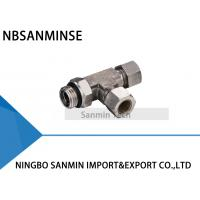 KST Pneumatic Compression Fitting BSPT ( R ) Thread Pneumatic Tube Fittings