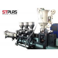 Buy cheap Professional Plastic Recycling Pellet Machine Side Forced Feed Extrusion Granulator from wholesalers