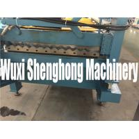 Buy cheap 16 - 26 Stations Sheet Metal Roll Forming Machines with High Grade 45 # Steel from wholesalers