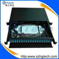 Buy cheap 24 Port Fiber Patch Panel LC from wholesalers