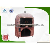 Buy cheap 12 Inch Italian Wood Burning Pizza Ovens Fire Resistant Pottery Inner Dome Material from wholesalers