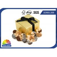 Buy cheap Christmas Gift Paper Box for Food / Candy / Chocolate / Cake Packaging Boxes from wholesalers